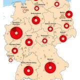 Opvang van vluchtelingen in Duitsland 2015
