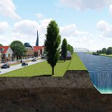 Hoeveel riolering ligt er in Nederland