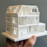 3D print of home / office