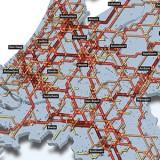 Het ideale snelwegennet