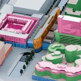 Visualisatie Stationsgebied centrumzijde Utrecht 2023