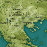 Macedonië tot 1913