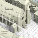 3D reconstructie van Het Binnenhof